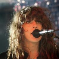 Victoria Legrand of US band Beach House