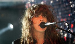 Victoria Legrand of US band Beach House